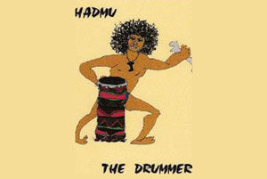 Hadmu the Drummer